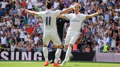 Real Madrid equal record
