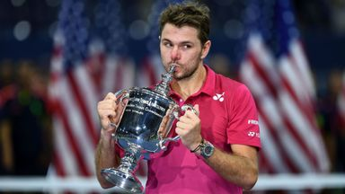 Wawrinka wins US Open