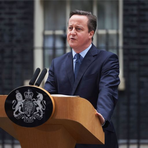 The best bits: Highlights of David Cameron's memoir so far