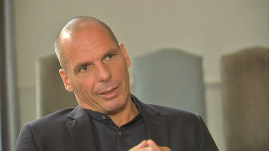"Yanis Varoufakis says the Brexit vote was a ""profound mistake"""