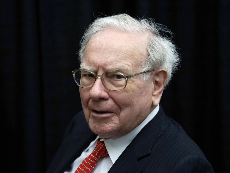 Warren Buffett has donated billions to charities