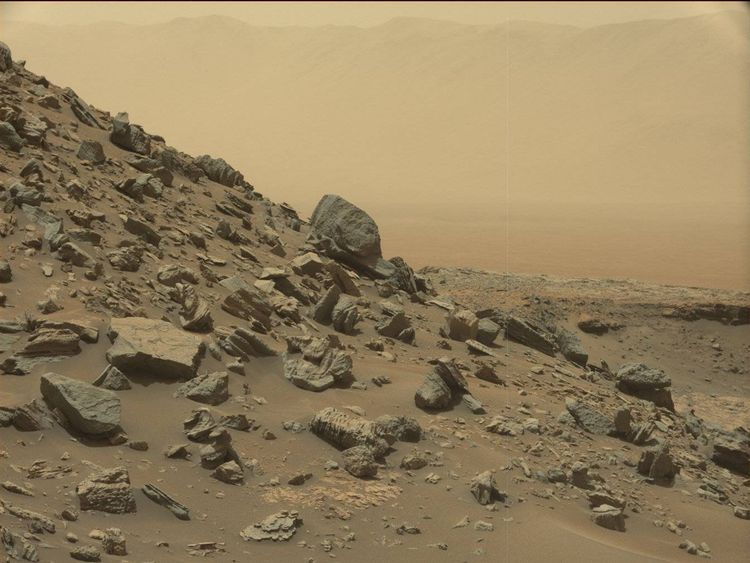 NASA launches mission to investigate Mars