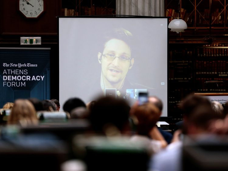 How the Snowden leaks revealed unlawful spying