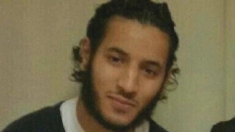 Terrorist Larossi Abballah, one of Sarah H's three fiances