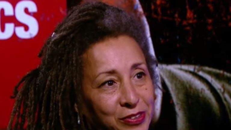 Jackie Walker has faced calls to resign over her controversial comments