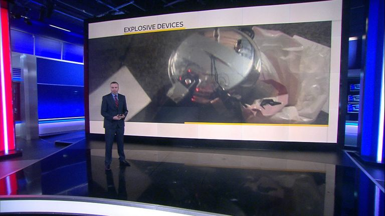 Mark White examines what we know about the devices involved in this incident