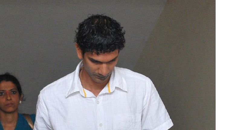 Man convicted of British teen's rape and murder in Goa