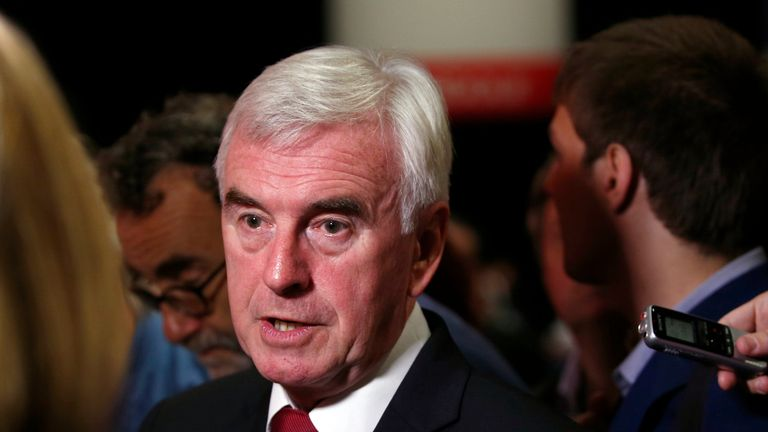 John McDonnell insists the leadership is tackling abuse