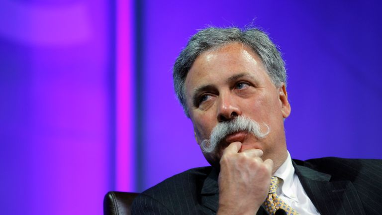 Chase Carey will be named as F1's chairman this week