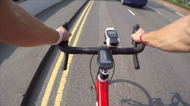 Motorists face prosecution for driving too close to cyclists