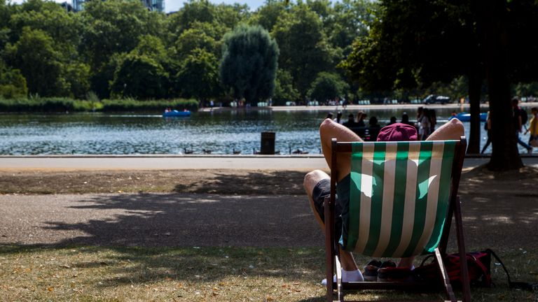 UK weather: Heatwave to hit next week with hottest day of the year predicted