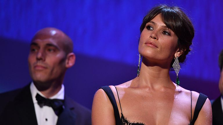 Two-time Oscar-nominated director Joshua Oppenheimer is on the jury with Gemma Arterton