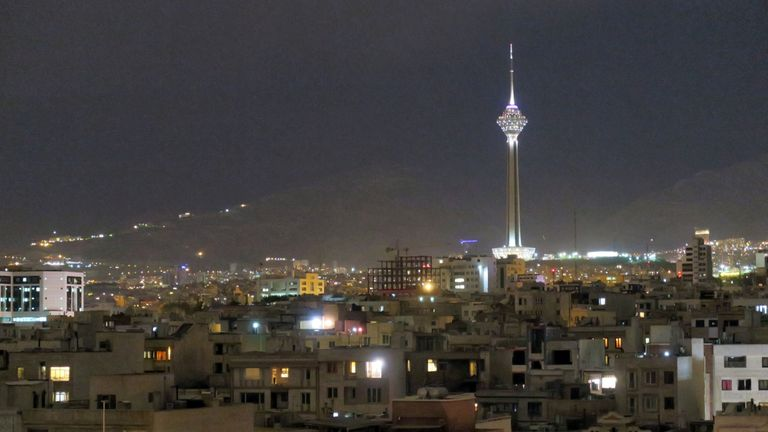UK sends envoy to Iran for 'frank' talks amid tensions