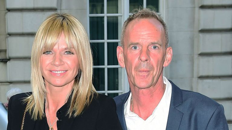 """Zoe Ball and her DJ husband Norman Cook - better known as Fatboy Slim - who have announced their separation but say they remain """"great friends"""". Issue date: Saturday September 24, 2016. See PA story SHOWBIZ Ball. Photo credit should read: Ian West/PA Wire Ref #: PA.28735655   Date: 24/09/2016  Picture by: Ian West/PA Wire/Press Association Images  Image Size: 4252x3183  Special Instructions: FILE PHOTO"""