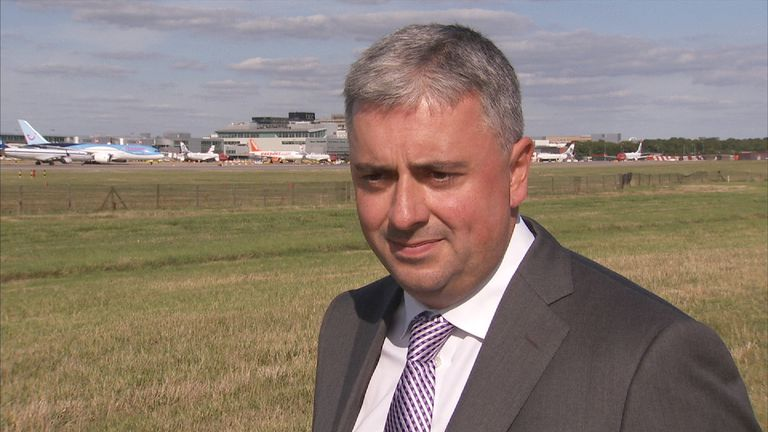 Stewart Wingate believes Gatwick's case for a new runway has not been properly considered