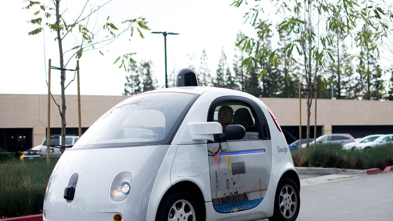 Google's driverless cars have covered 2.3 million miles already