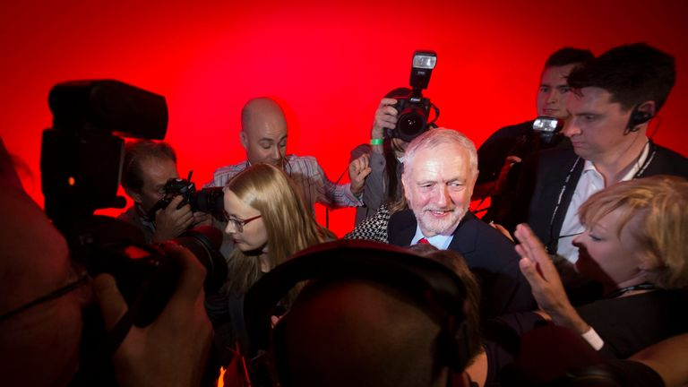 Jeremy Corbyn says he has 'reached out to everybody'