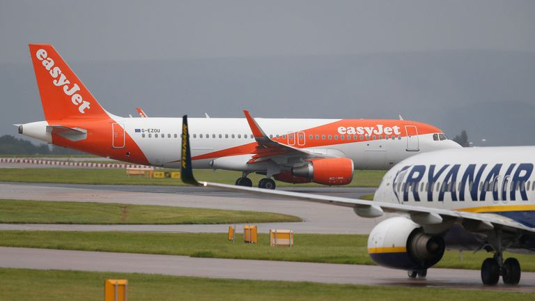 """Ryanair and easyJet have slammed French unions for """"unnecessary disruption"""""""