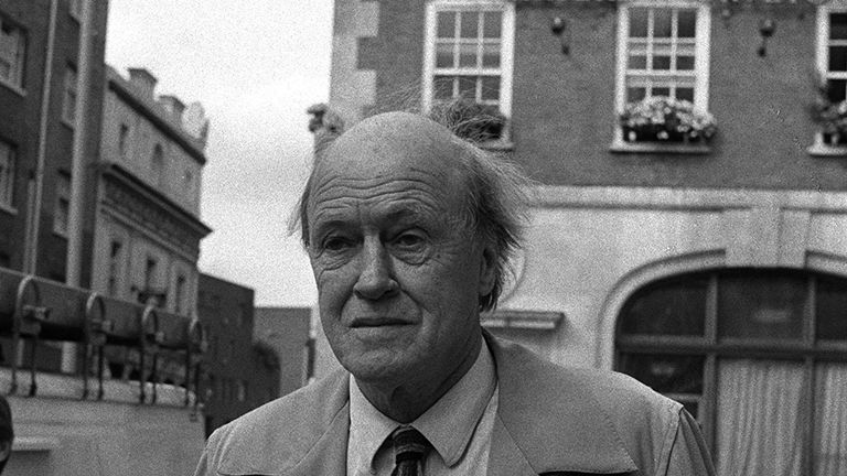 Roald Dahl would have turned 100 years old today