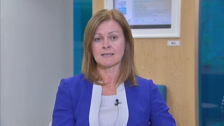 Hermes UK Chief Executive Carole Woodhead