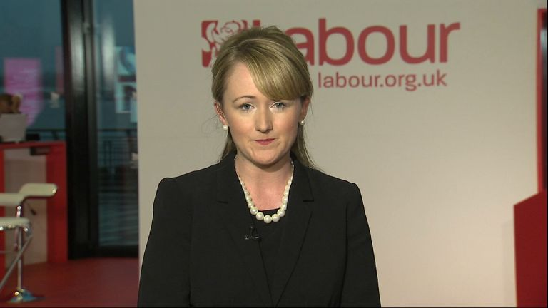 Rebecca Long-Bailey argues Labour wants to bring fairness back to the heart of the public finances