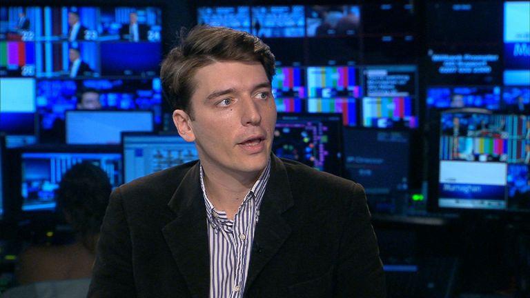James Schneider of Momentum