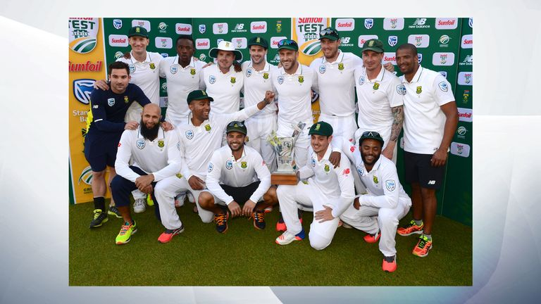 South Africa Introduces Racial Quotas For Cricket Team