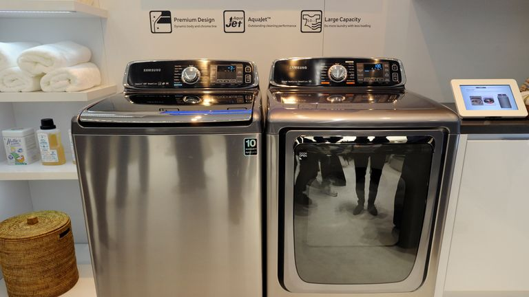 Samsung faces lawsuit over 'exploding' washing machines in