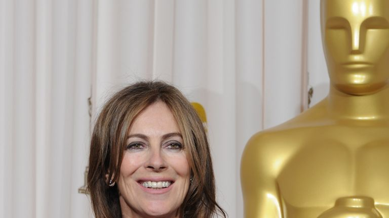 In 2010, Kathryn Bigelow was the first woman to win an Oscar for best director