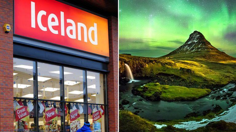 Iceland and Iceland