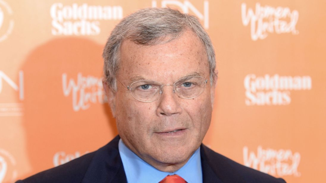 Sir Martin Sorrell said WPP will place a greater emphasis on growth in western continental Europe