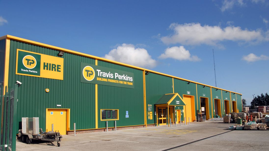 & Travis Perkins to axe 600 jobs and close dozens of branches