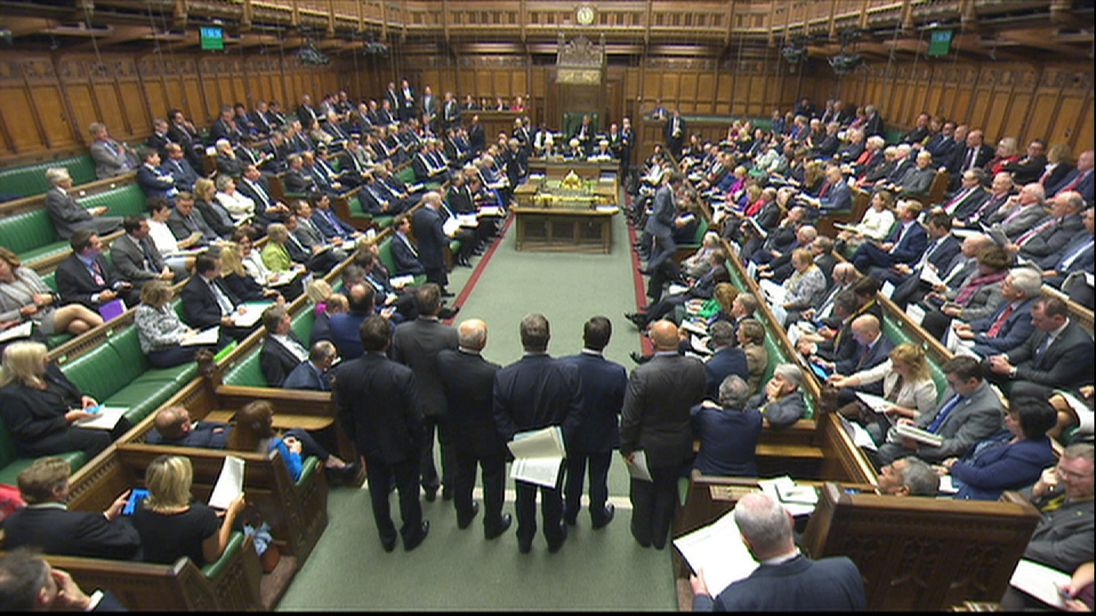 House of Commons asserts control on Brexit