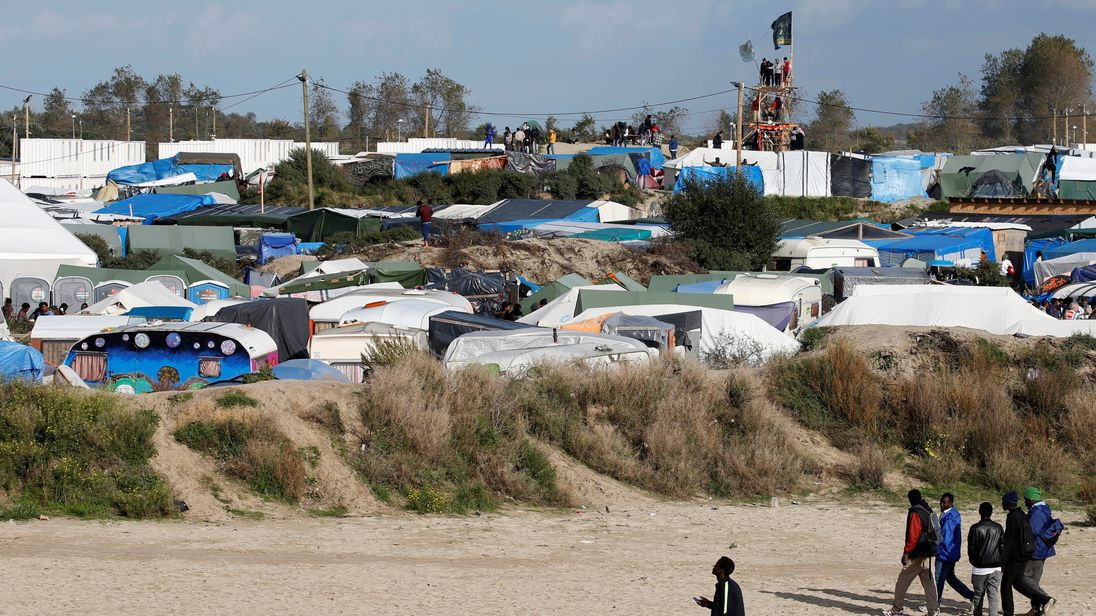 The French government has pledged to resettle migrants in small reception centres