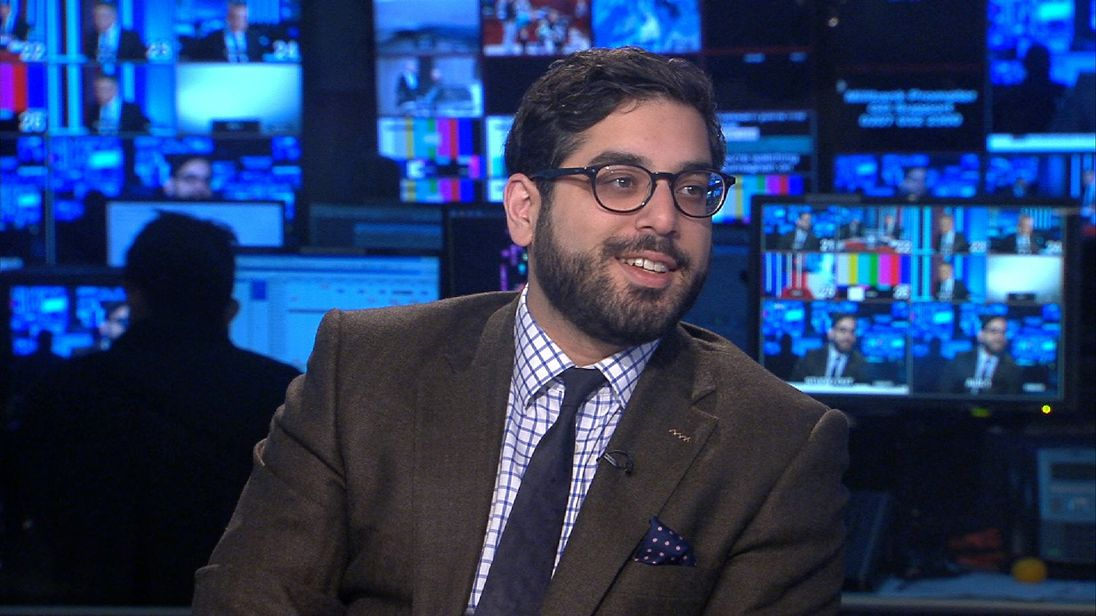 Raheem Kassam responds to Suzanne Evans' allegations that he might take the party far-right