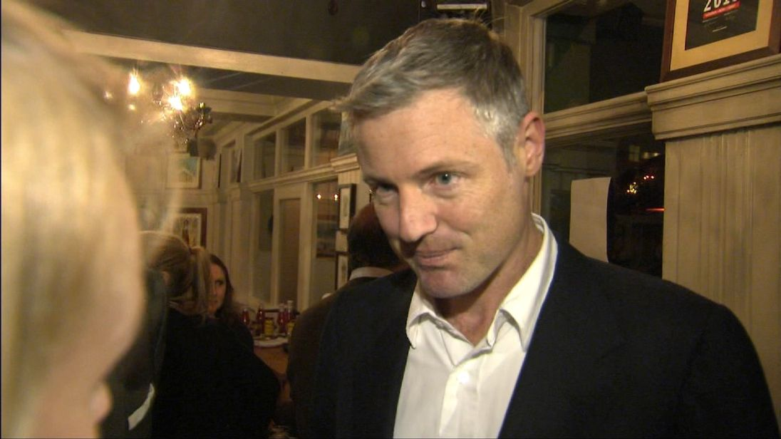 Zac Goldsmith says there is almost one hundred percent opposition to Heathrow expansion in his constituency