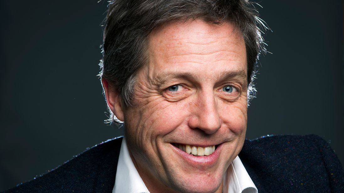 """Hugh Grant is to star as a """"vain, charming acting legend"""" in the Paddington sequel"""