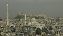 A picture taken 17 March 2006 shows a general view of the historic Syrian city of Aleppo