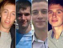 Anthony Walgate, Daniel Whitworth, Jack Taylor, Gabriel Kovari