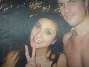 Gable Tostee and Warriena Wright