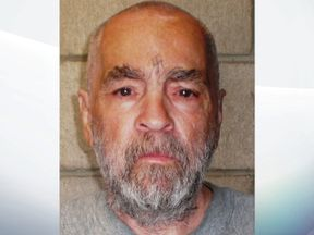 Charles Manson, photographed in 2009 at  Corcoran State Prison, California