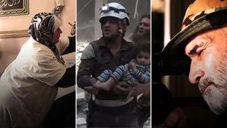 The people left in Aleppo
