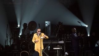 Morris Day and the Time perform