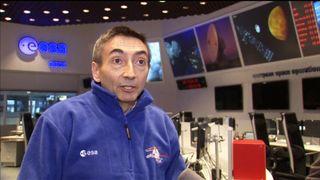 ESA confirm Schiaparelli Mars probe crashed on planet's surface