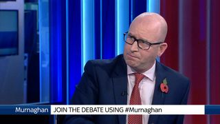 Paul Nuttall, the former deputy leader of UKIP and leadership candidate.
