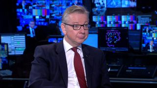 Michael Gove admits 'mistakes' following the Brexit vote