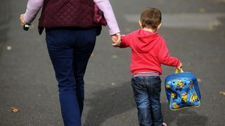 On average, families spend about a third of their income on childcare
