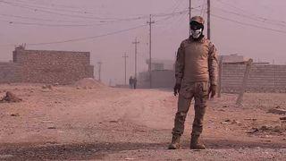 The village of al Hud rose up against IS