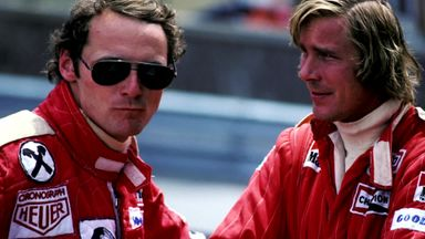 The James Hunt Story by Niki Lauda