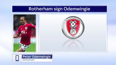 Odemwingie joins Rotherham